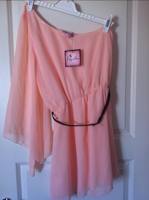 Ny klänning från Nelly roxenmosbloppis.blogg.se